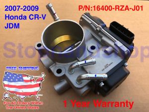 New Fuel Throttle Body Electronic Control for 07-09 Honda CR-V 2.4L Gmc6B JDM