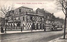 Islington. Sadler's Wells Theatre # 1839 by Charles Martin.