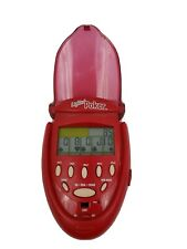RADICA 2003 Lighted Poker Handheld Electronic Game Automatic Flip Top