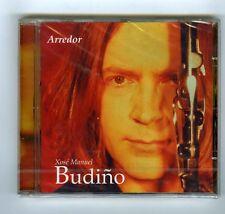 CD (NEW) XOSE MANUEL BUDINO ARREDOR (GAITA)