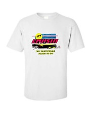1956 Ford Sunliner Convertible Custom Classic Car T-shirt Single OR Double Print