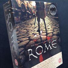 ROME 6xDVD boxset epic historical TV series 2006 James Purefoy Julius Caesar HBO