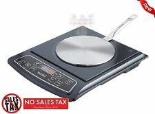 NEW Induction Hob Heat Diffuser Plate Nuwave Stovetop Cooking Pots Pans Cookware