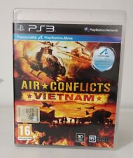 AIR CONFLICTS VIETNAM PS3 PLAYSTATION 3 ITALIANO COME NUOVO COMPLETO