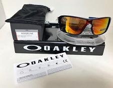Oakley RIDGELINE SUNGLASSES MATTE TRANSLUCENT BLUE / PRIZM RUBY OO9419--0327