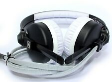 Custom Cans White Pads Special Edition HD25 DJ Headphones with 2yr warranty