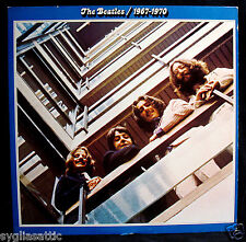 THE BEATLES: 1967-1970-Double LP-All Rights Reserved On Labels-CAPITOL #SKBO3404