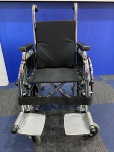 Paediatric Self-Propelling Roma Medical Wheelchair 14inch Seat  with removable a