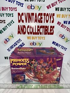 Mattel She-Ra Princess Of Power 1986 Butterflyer Mint In Box Never Opened