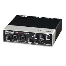 Steinberg UR22mkII USB 2 MIDI Cubase Mic Preamps Recording Interface UR22 MK2
