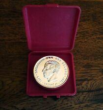 Belgium 250 francs 1976 Fr  QP dans sa boite argent silver