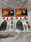 Vintage Star Wars Empire Strikes Back 1980 Topps Puffy Stickers Lot Of 2