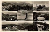 Feldberg Schwarzwald ~1920/30 Aufnahmen Kellner Gasthaus Jägerheim Zastler Hütte