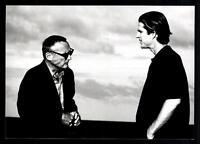 3 Original Pressefotos Blackout mit Dennis Hopper ## G 11527