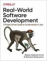 Real-World Software Development by Richard Warburton 9781491967171 | Brand New