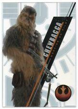 2016 Star Wars High Tek Form 2 Pattern 4 #SW88 Chewbacca