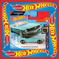 Hot Wheels 2020   ´65 FORD MUSTANG CONVERTIBLE   59/250 NEU&OVP
