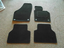 Volkswagen Tiguan 2008 To Current Classic Black Tailored Car Mat Full Set