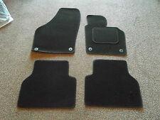 Volkswagen Tiguan 2008 To Current Classic Black Tailored Car Mat Full Set