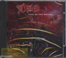 = DIO  - LOCK UP THE WOLVES / POLISH STICKERS /CD sealed / from Poland