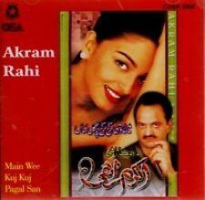 AKRAM RAHI - MAIN WEE KUJ  - NEW  CD - FREE UK POST