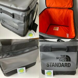 The North Face STANDARD record bag NM81870 Limited BC CRATES 12 2020 Gray 36L
