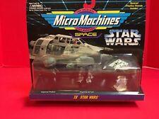 Star Wars Ship Figures Micro Machines Collection 4: At-At, Snowspeeder, Probot