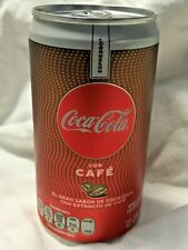 2 MEXICAN COKE COCA COLA COFFEE MEXICO USA TEXAS SELLER! CAFE ESPRESSO NO SUGAR