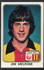 Panini 1979 Football Sticker - No 559 - Jim Melrose - Partick Thistle