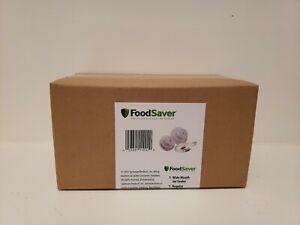 FoodSaver Wide & Regular Mason Jar Sealers w/Accessory Hose - NEW!