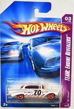 HOT WHEELS 2008  TEAM ENGINE REVEALERS '57 CHEVY