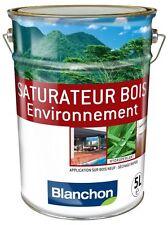 Blanchon Advanced Decking Protection Oil Exterior 5 Ltr Drums - 6 colours
