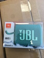 JBL Go 3 Portable Bluetooth Speaker -Blue (JBLGO3BLUAM)