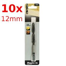 10x Holzbohrer 12mm Piranha / Black&Decker Hartholz Weichholz Spanplatten Holz