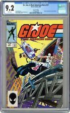 GI Joe #27 2nd Printing CGC 9.2 - Snake Eyes Origin (1984, Marvel Comics)