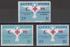 Ethiopia: 1969 50th Anniversary of League of Red Cross Societies, MNH