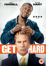 Get Hard DVD (2015) Will Ferrell