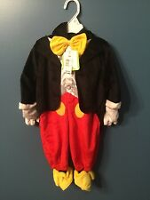 Disney Baby MICKEY MOUSE 3-6 Months NEW Toddler Children infant Costumes