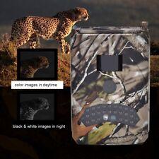 12MP 1080P FOTOTRAPPOLA MIMETICA IR CACCIA TELECAMERA INFRAROSSI HUNTING CAMERA
