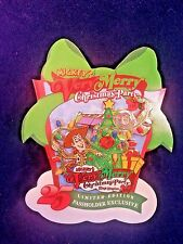 Disney Mickey's Very Merry Christmas Party 2008 - Passholder Exclusive Pin 66334