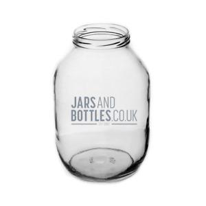 Traditional Large Half Gallon Pickle Jars (Inc Caps) (2372ml)