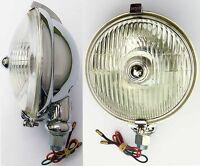 Lucas SFT576 Chrome Fog Light / Fog Lamp. For Classic Car, MG, Triumph, Mini etc