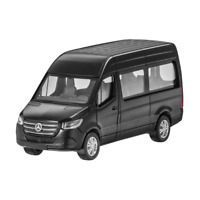 Mercedes Benz W 907/910 Sprinter Kombi Bus 9-Sitzer 2018 Schwarz 1:87 Neu OVP