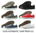 Converse Chuck Taylor All Star Canvas Multi Colors Low 100% Authentic *NO BOX