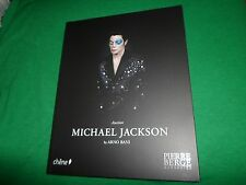 RARE-  SEALED-  MICHAEL  JACKSON   BOOK -FRANCE- LAST  PHOTOS  COLOR- ARNO BANI