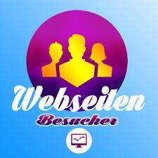 10000 Webseiten Besucher ✔︎ Website Traffic ✔︎ Webprojekt Promotion ✔︎ Werbung ✔