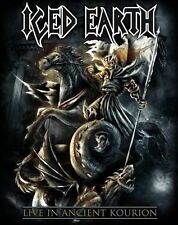 Live in Ancient Kourion [Video] by Iced Earth (Blu-ray Disc, Apr-2013, 4 Discs, Century Media/EMI)