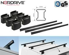 VDP XL pro 200 portaequipajes de techo 200kg para Mercedes Viano w447//w639 a partir de 03 barras de 2