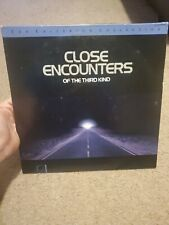 Laserdisc Close Encounters Of The Third Kind Criterion Collect W/ Free Shipping