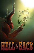 HELL AND BACK MANIFESTO ANIMAZIONE MILA KUNIS T.J. MILLER MICHAEL PENA